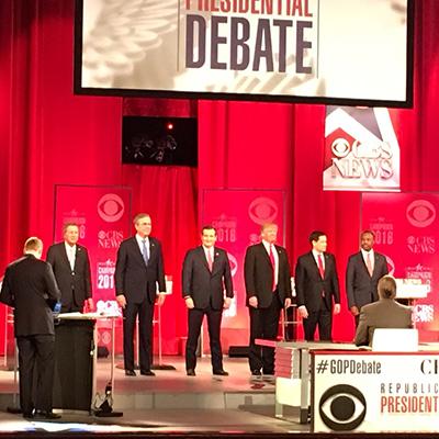 SC GOP Debate 2016